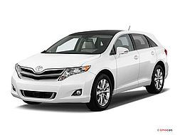 Rent A Toyota Venza With Sixt