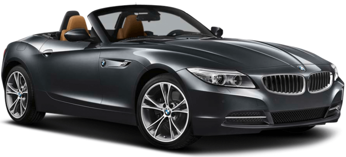 BMW Convertible Rental Hollywood
