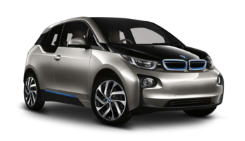 Rent a BMW i3 for a great price