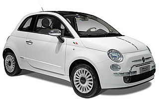 Rent a Fiat 500 for a great price
