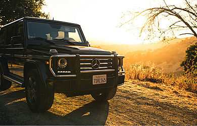 Mercedes-Benz G-Class Car Rental - Sixt Rent a Car