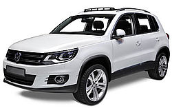 VW Tiguan Premium Car Rental