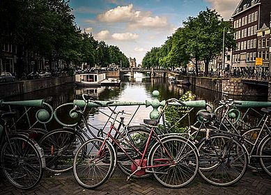 Rent a car Amsterdam