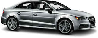 Audi A3 coupé Rental
