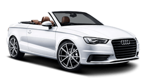 Rent an Audi Convertible