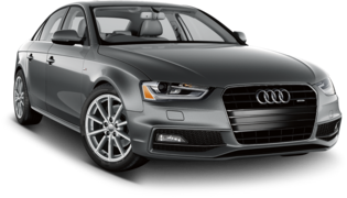 Rent an Audi A4 for a great price