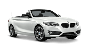Convertible Car Rental Europe BMW