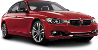 Rent an automatic BMW 3 series