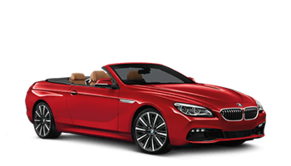 BMW Convertible Rental