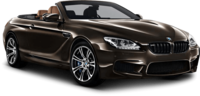 Rent a BMW M6 convertible for less with Sixt