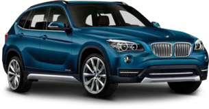 Rent a BMW X1 for a great price