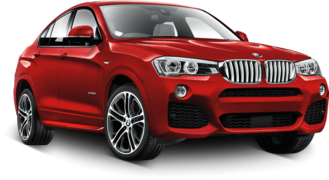 Rent a BMW X4 for a great price