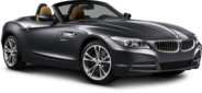 Rent a BMW Z4 Convertible