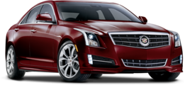 Rent a Cadillac ATS for a great price