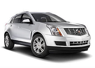 Rent a Cadillac SRX for a great price