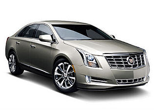 luxury car rental cadillac xts or similar  Cadillac XTS | Luxury Rental Cars with Sixt
