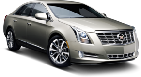 Rent a Cadillac CTS for a great price