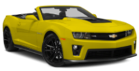 Rent a Chevy Camero Now