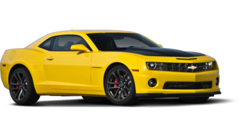 Rent a Chevrolet Camaro for a great price
