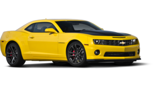 Rent a Chevrolet Camaro
