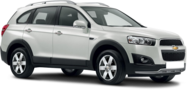 Rent a Chevrolet Captiva
