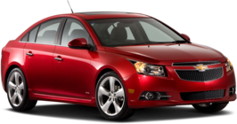 Rent a Chevrolet Cruze for a great price