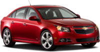Rent an Intermediate Chevrolet Cruze from Sixt