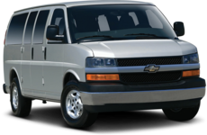 Rent a Chevrolet Express