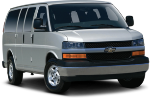 Chevy Express Van >> Chevrolet Express Rental Sixt Rent A Chevy