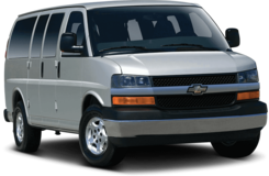 Rent a Chevrolet Express for a great price