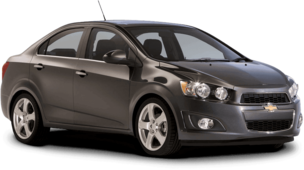 Rent a Chevrolet Sonic for a great price