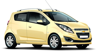 Rent a Chevrolet Spark for a great price