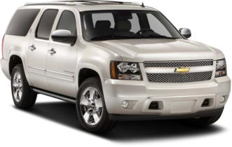 Rent a Chevrolet Suburban for a great price