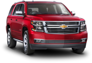 Rent a Chevrolet Tahoe for a great price