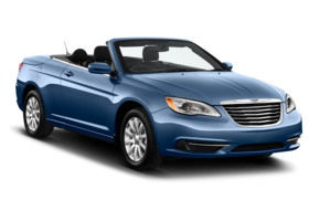 Rent a Chrysler 200 Convertible