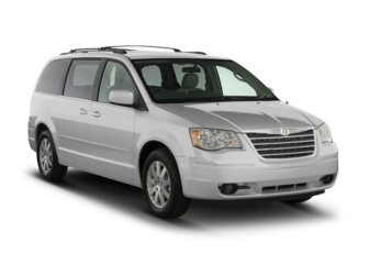 Rent a Chrysler Town & Country minivan for your family vacation