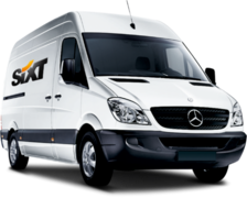 Mercedes benz sprinter rental sixt rent a car for Mercedes benz sprinter rental