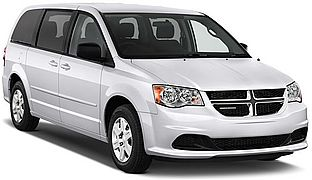 Dodge Caravan rental for a great price