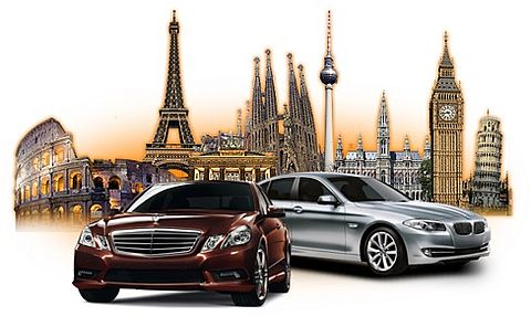 Europe Car Rental Great Deals From Sixt Rent A Car