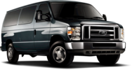 Rent a Ford E350 Club Wagon