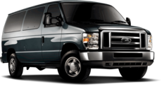 Orlando car hire 8 seater minivan