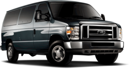 15 Passenger Van Rental Palm Beach