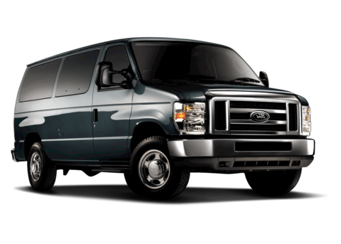 Dollar Car Rental  Passenger Van