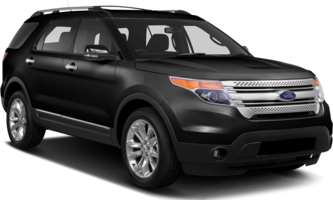 Rent a Ford Explorer for a great price