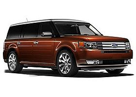 Rent a Ford Flex for a great price