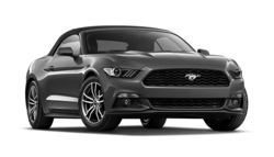 Good Luxury Ford Mustang Convertible