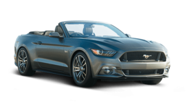 Rent a Ford Mustang