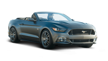 Rent a Ford Mustang for a great price