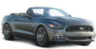 Rent a Ford Mustang Convertible with Sixt for a great price
