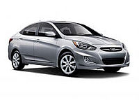 Under 25s can rent a Hyundai Accent Economy Car with Sixt